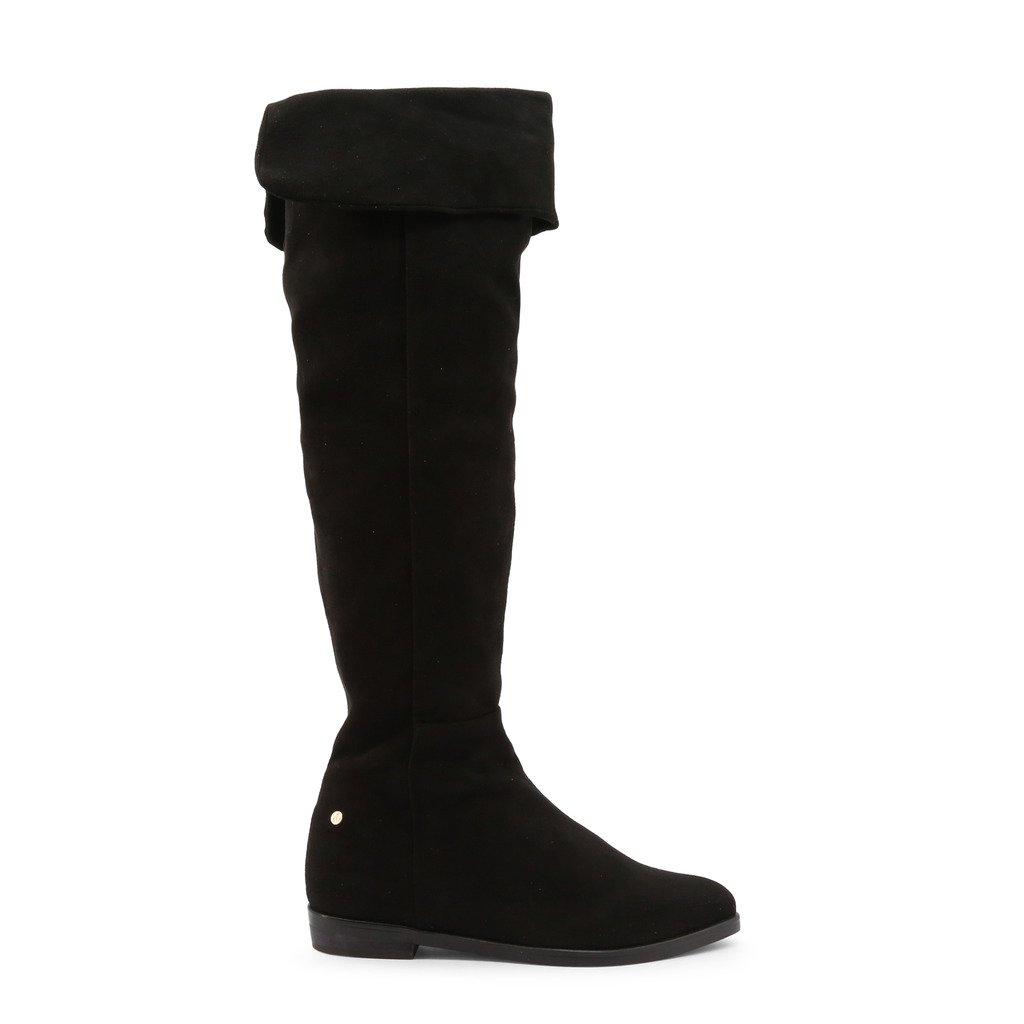 Roccobarocco Women's Boot Black RBSC1JX01 - black EU 35