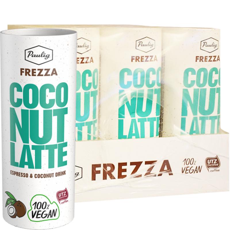 Kaffe- & Kokosdryck 12-pack - 66% rabatt