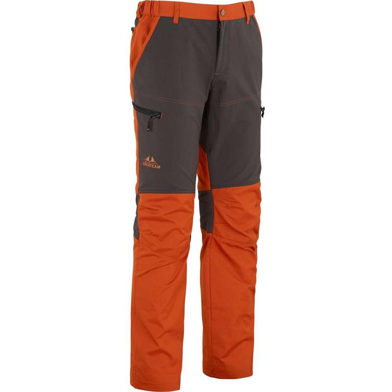 Swedteam Lynx Light M Trouser Orange 60 Fritidsbukse med ny design og stretch