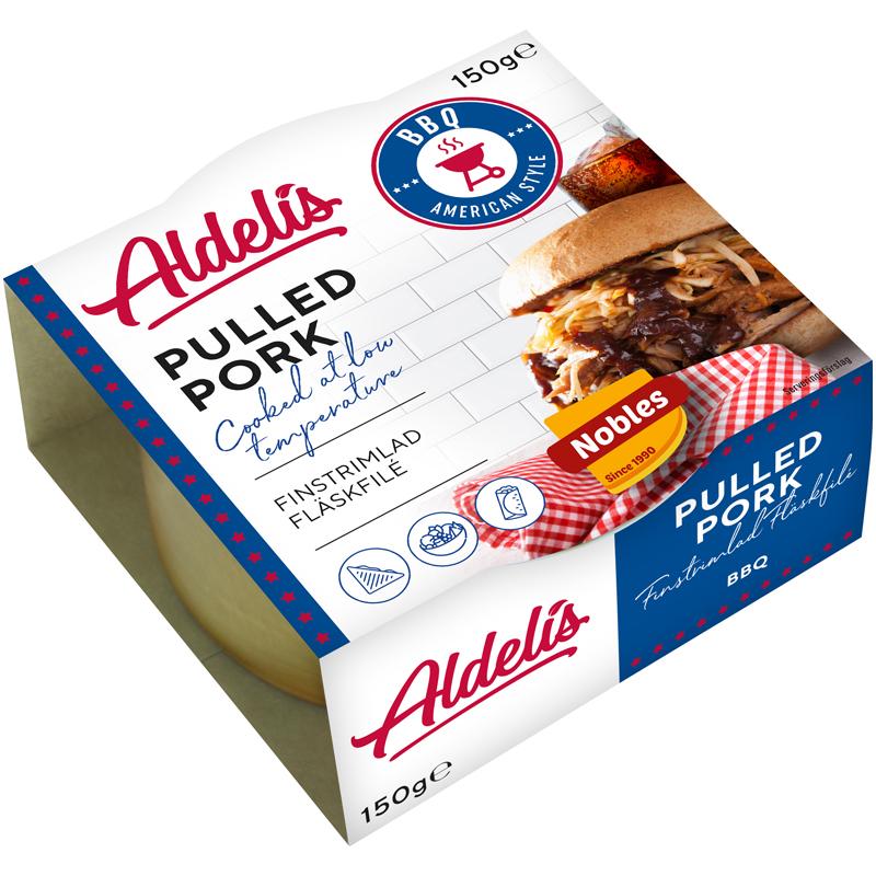 Pulled pork BBQ - 14% rabatt