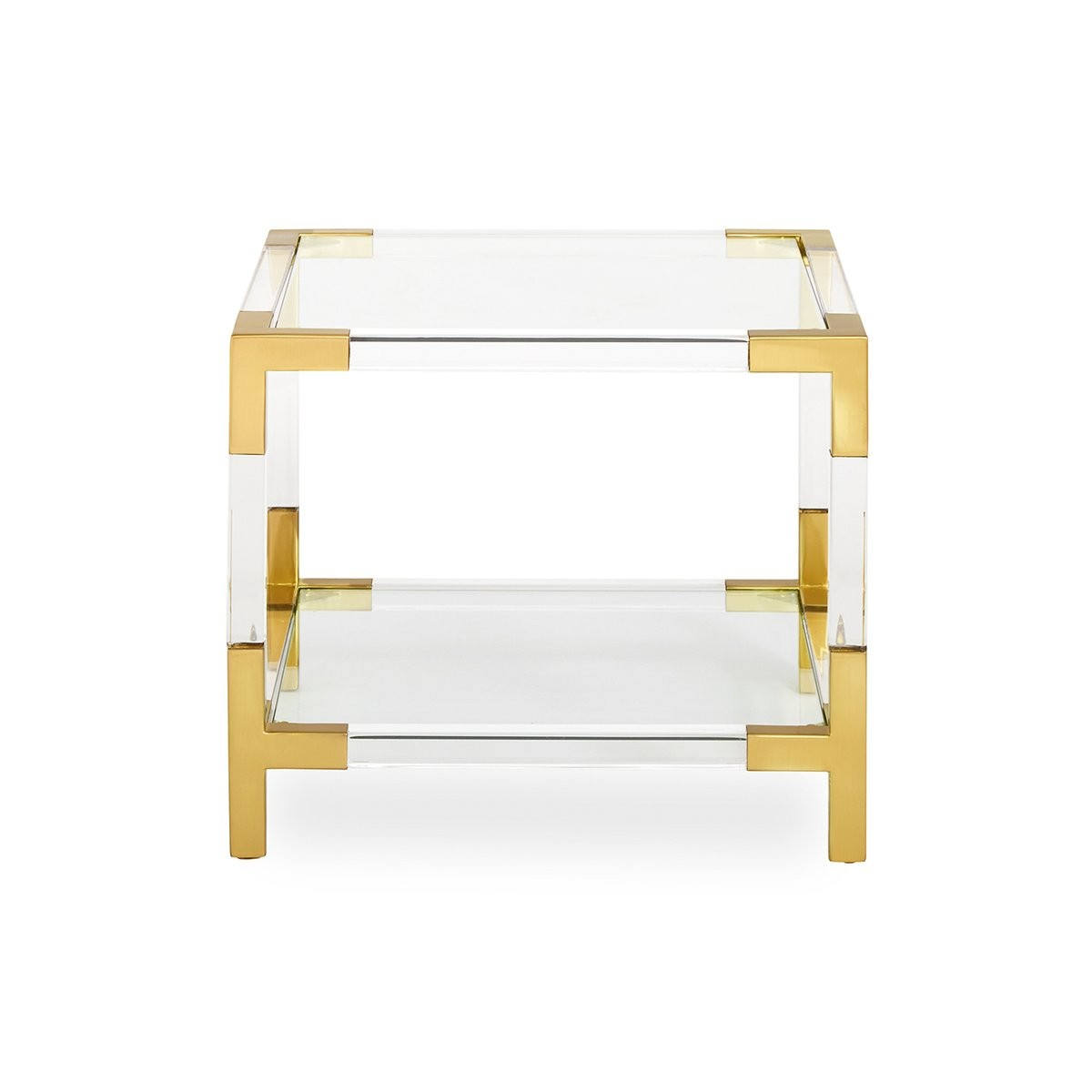 Jonathan Adler I Jacques 2 Tier Accent Table