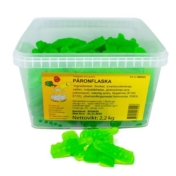 PÄRONFLASKA SCANDY - 2,2 kg