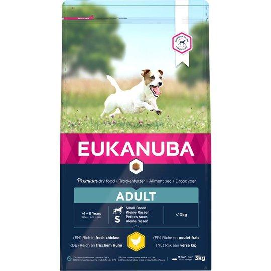 Eukanuba Dog Adult Small Breed (3 kg)