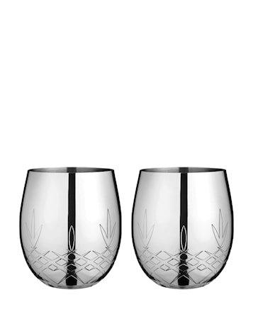 Crispy Glass Sølv 37,5 cl 2-pakning