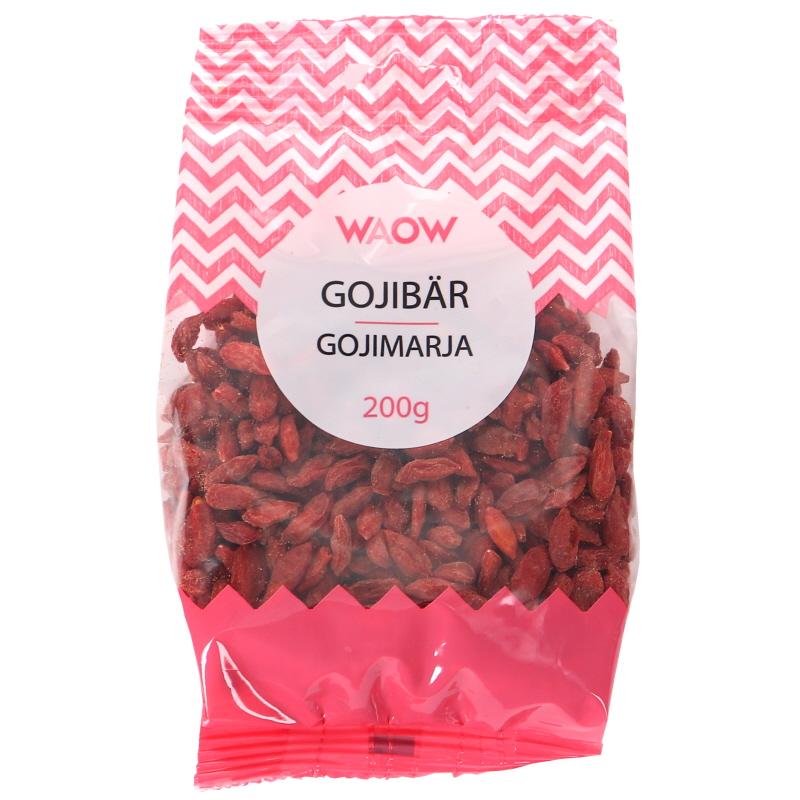 Gojibär - 71% rabatt