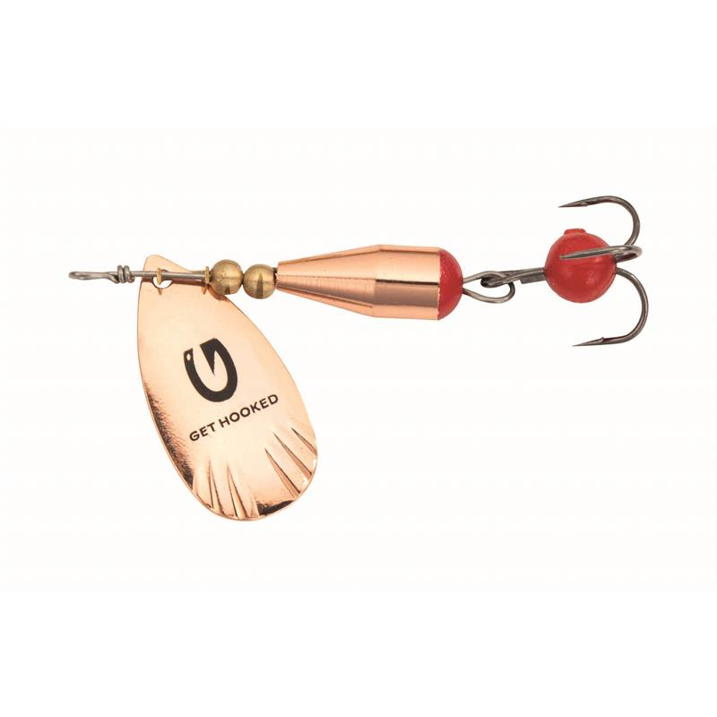 Kinetic Droopy 8g Copper