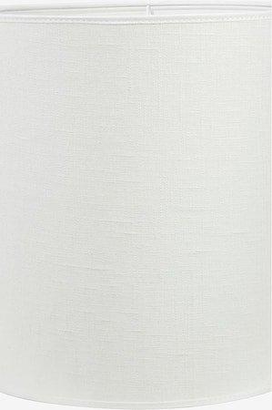 Celyn utendørsskjerm Outdoor Lin Hvit 25 cm