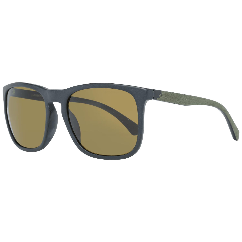 Emporio Armani Men's Sunglasses Black EA4132F 57504273