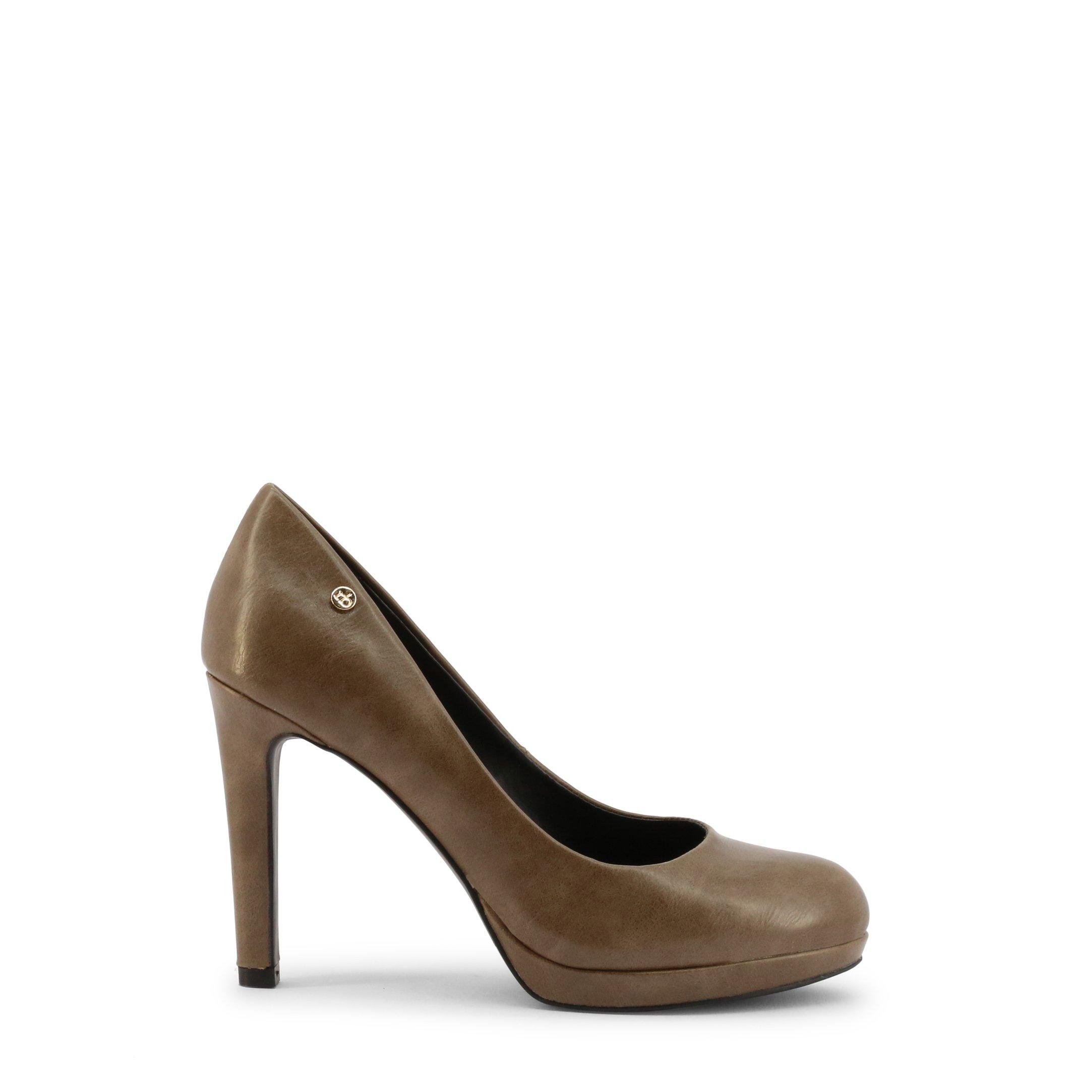 Roccobarocco Women's Heels Red 343479 - brown EU 35