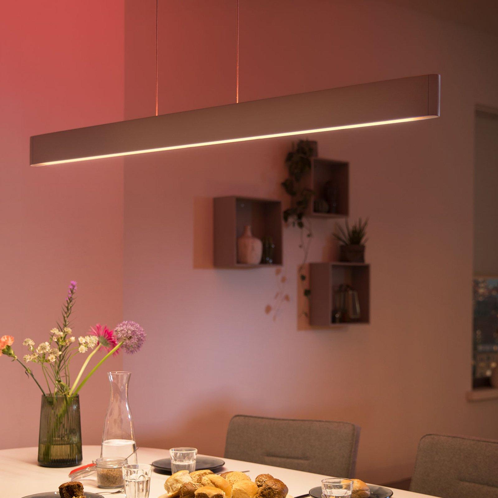 Philips Hue Ensis LED-hengelampe, RGBW
