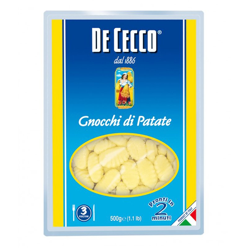 Potatisgnocchi 500g - 50% rabatt
