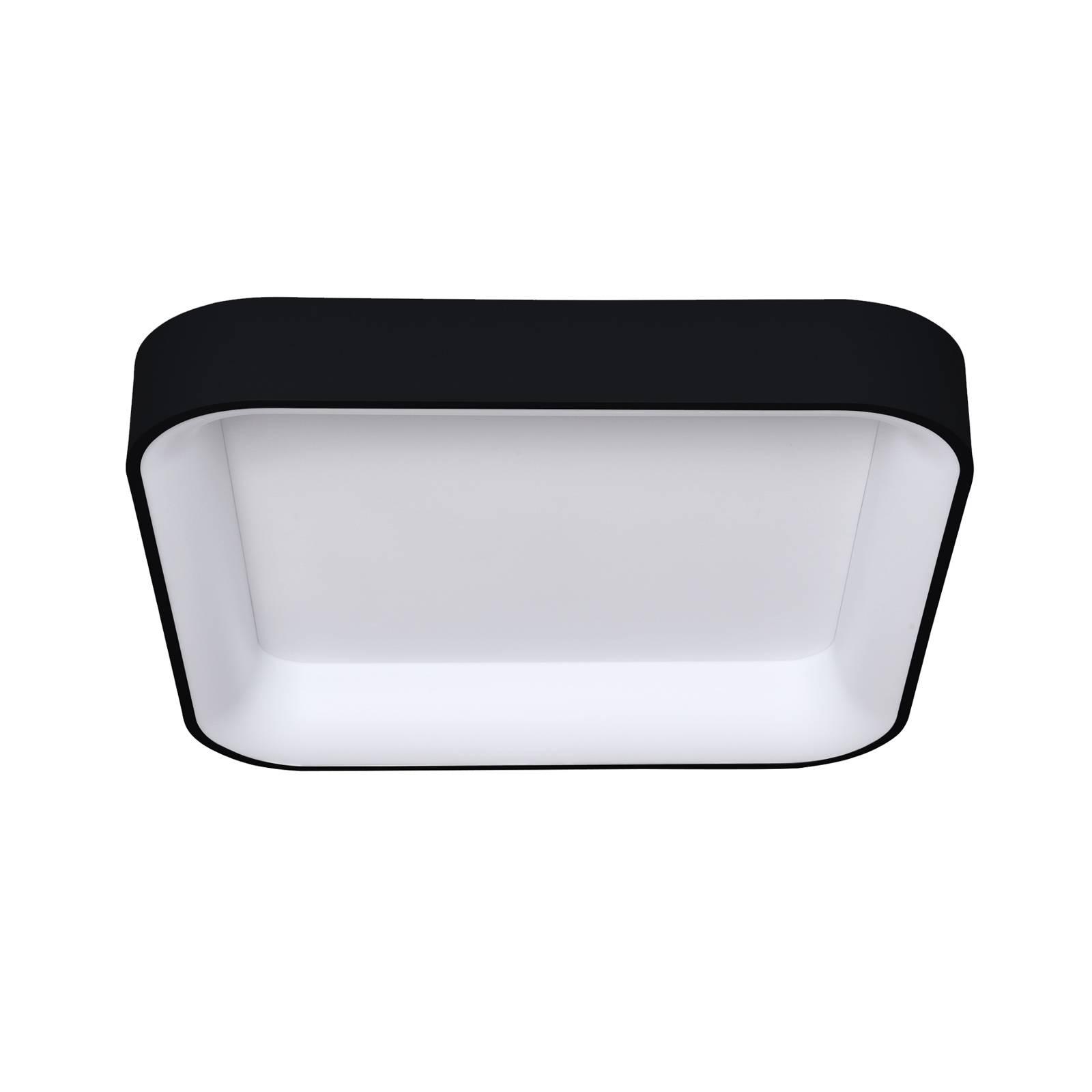 Arcchio Aleksi -LED-kattovalaisin, 60 cm kulmikas