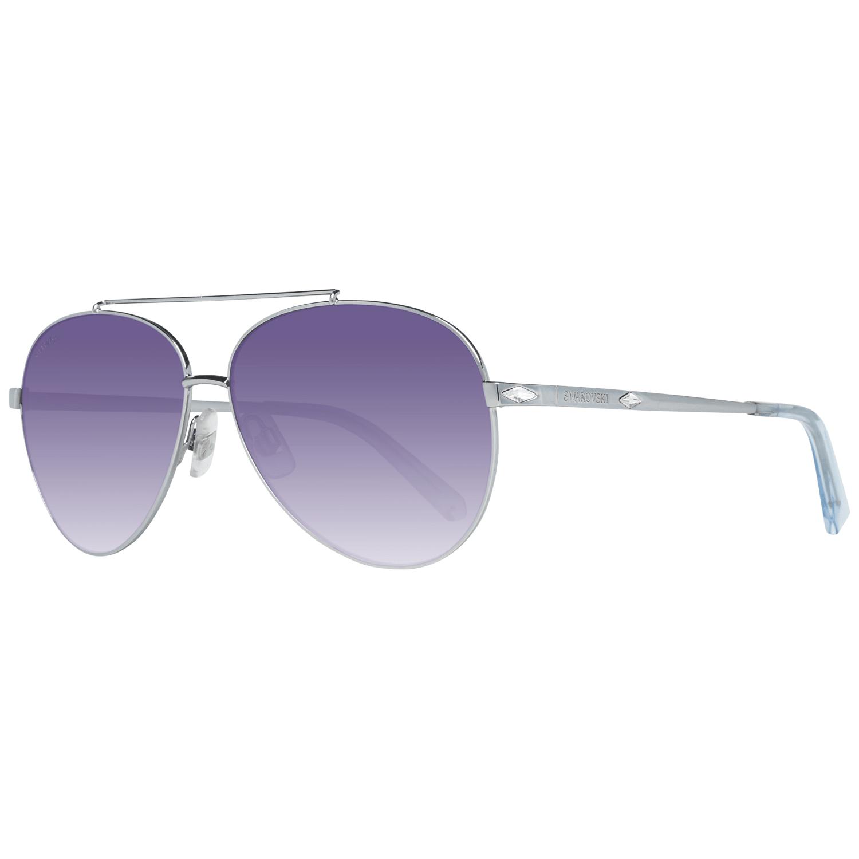 Swarovski Women's Sunglasses Silver SK0194 6084W