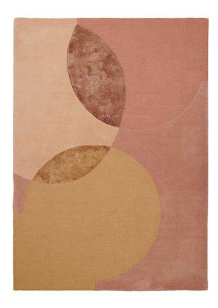 Caldera Teppe Mustard 170x240 cm