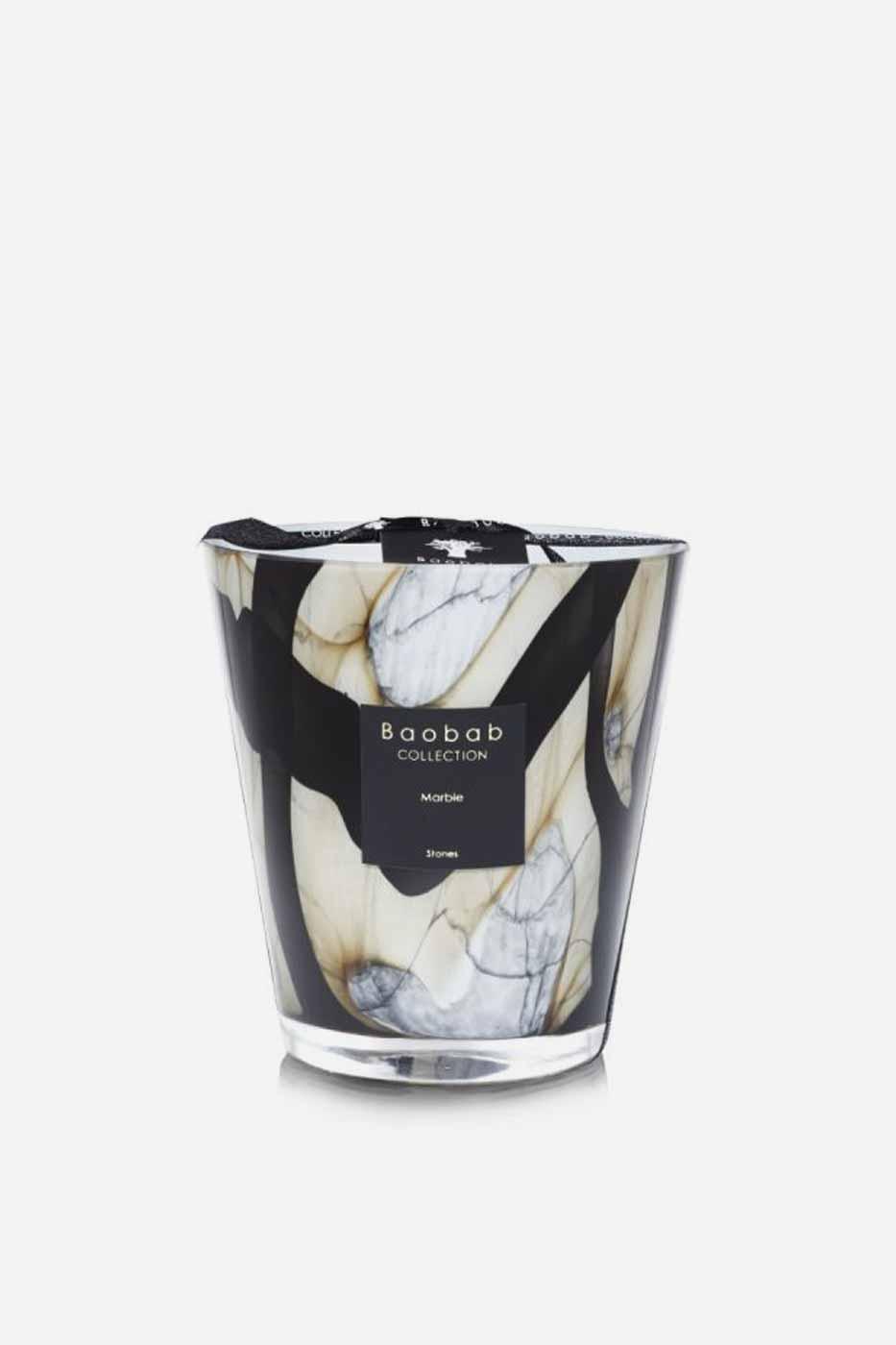 Doftljus Marble max 16