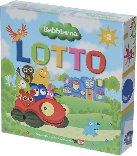 Babblarna Spill Lotto