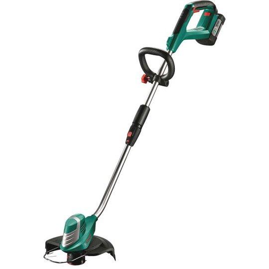 Bosch DIY Advanced Grasscut 36-30 Ruohotrimmeri 2,0Ah akulla ja laturilla