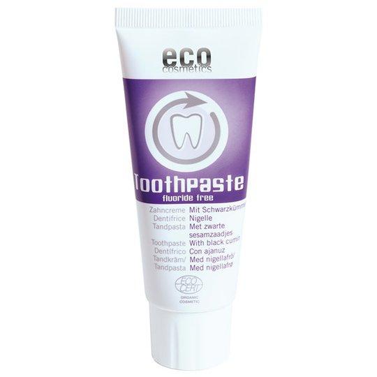 Eco Cosmetics Ekologisk Tandkräm Nigellafrö, 75 ml