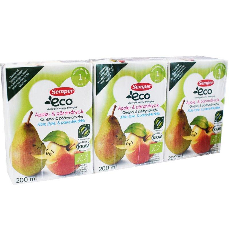 Fruktdryck Äpple & päron - 72% rabatt