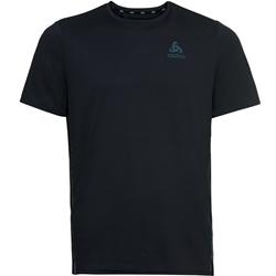 Odlo T-Shirt S/S Crew Neck Zeroweight Chill-Tec Men Black Pack