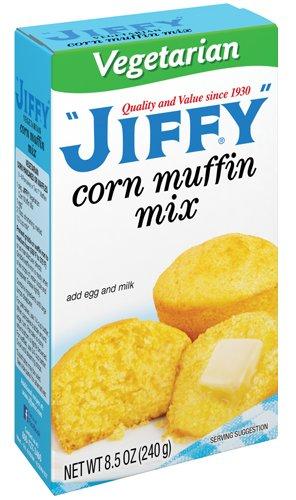 Jiffy Corn Muffin Mix Vegetarian 240g