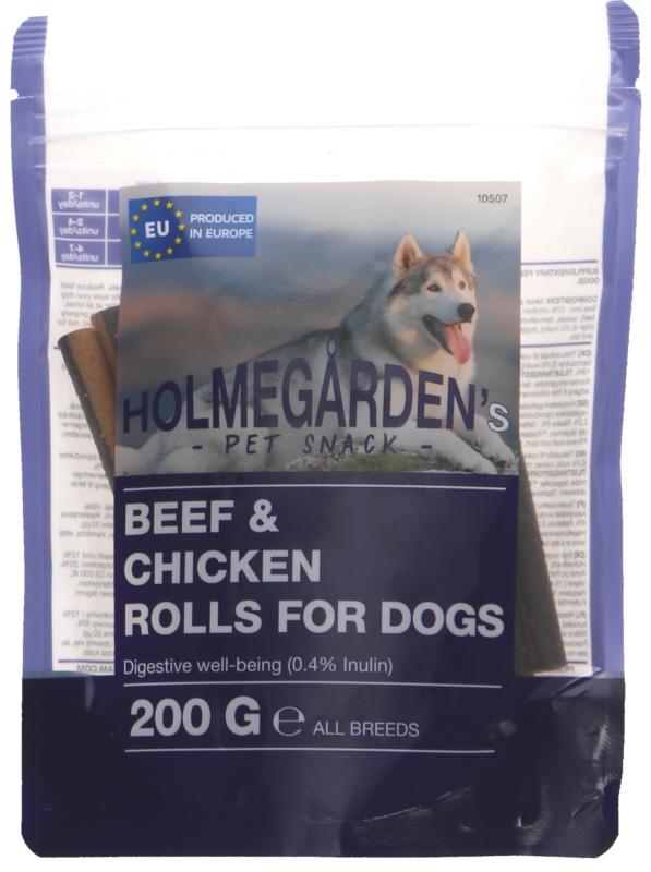 Koiran Makupalat Kana & Naudanliha - 30% alennus