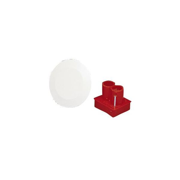 ABB AJI18 Brannalarmmuffe for alarmkontakt, termoplast