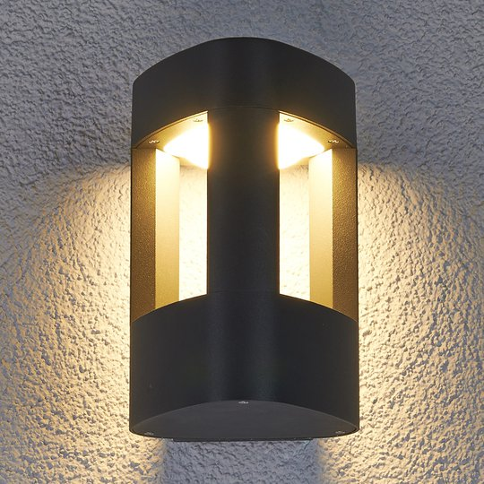 LED-ulkoseinävalaisin Nanna