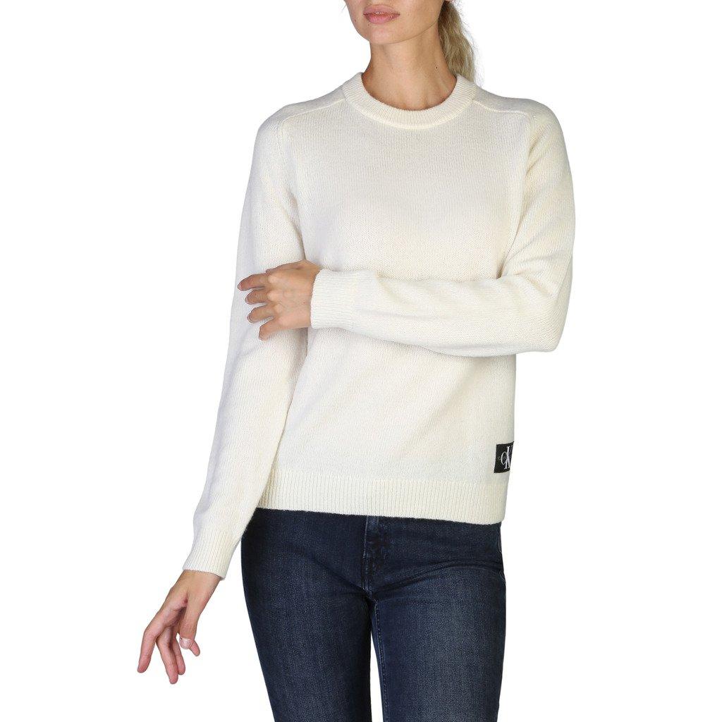 Calvin Klein Women's Sweaters White 349511 - white XS