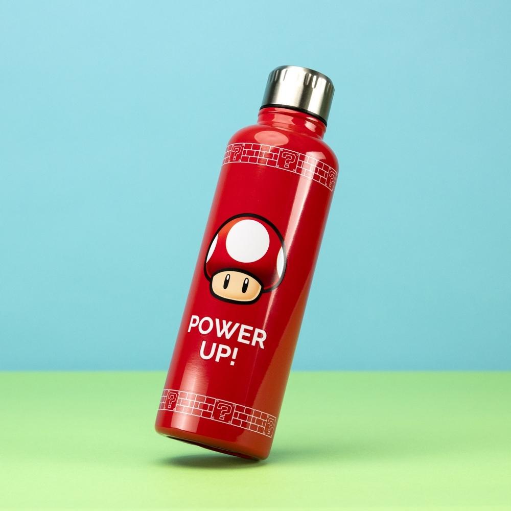Nintendo - Super Mario - Big Up Water Bottle (PP5807NN)