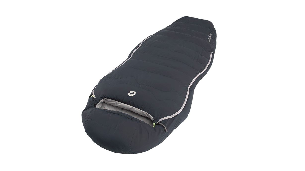 Outwell - Oak Supreme Sleeping Bag 2021 - Black (230343)