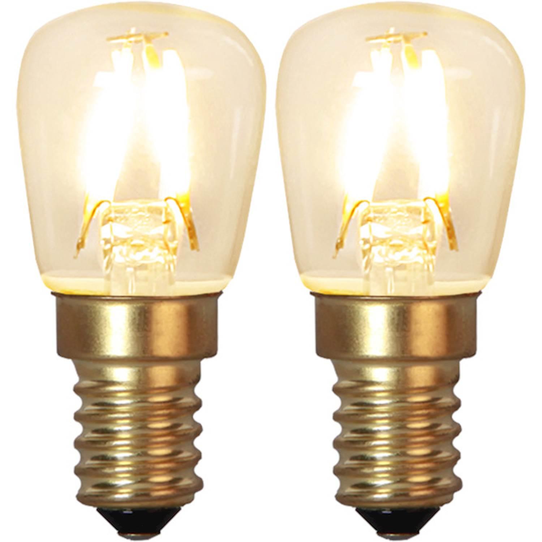 Star Trading 352-60 LED- E14 2-pack Soft