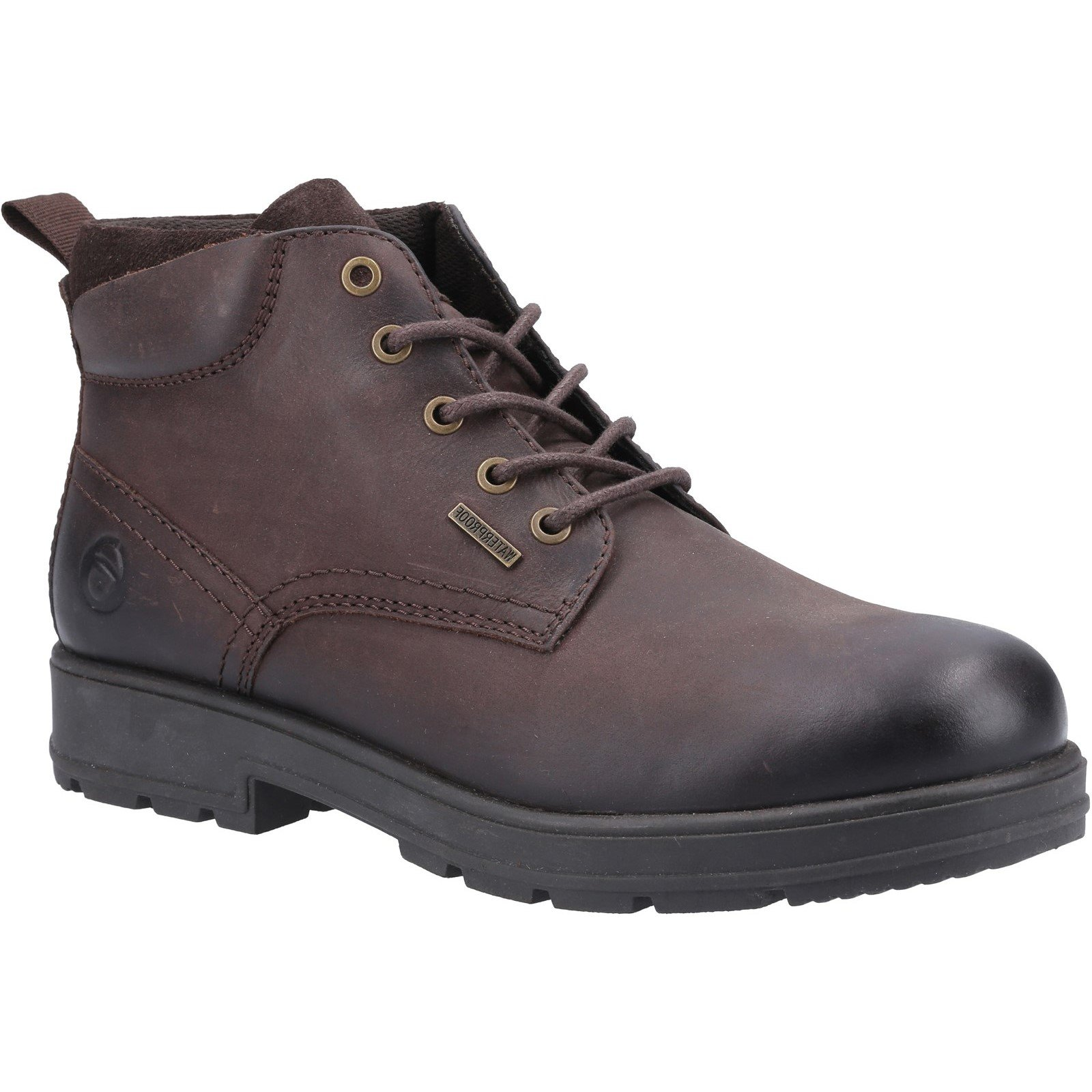 Cotswold Men's Winson Lace Up Boots Brown 32966 - Brown 8