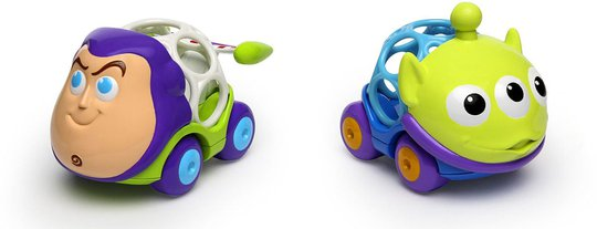 Oball Go Grippers Biler Toy Story Buzz