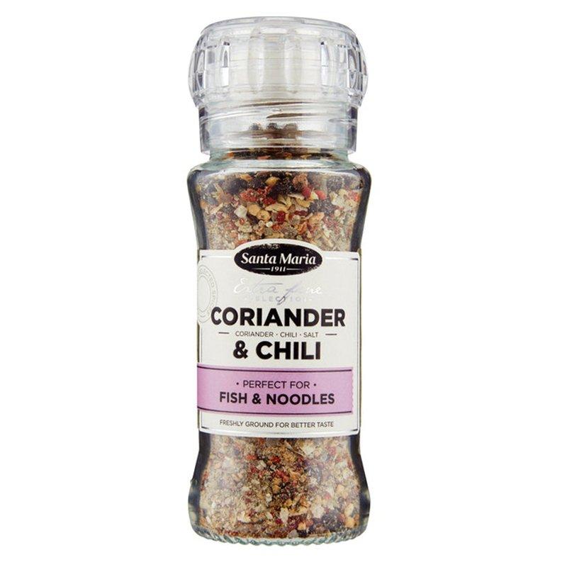Coriander & Chili Mausteseos - 58% alennus