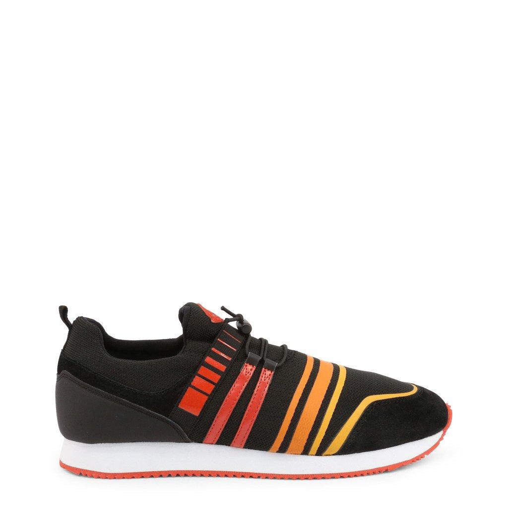 Trussardi Men's Trainer Black 77A00153 - black EU 41