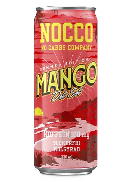 NOCCO Mango Del Sol 33 cl