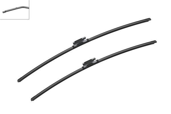 Flatbladesats A428S 800/750