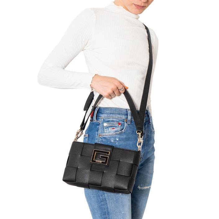 Guess Women's Crossbody Bag Various Colours 305761 - black UNICA