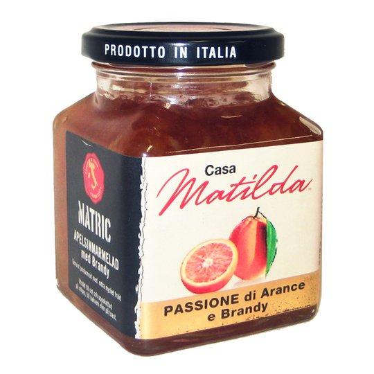 Marmelad Apelsin & Brandy 350g - 39% rabatt