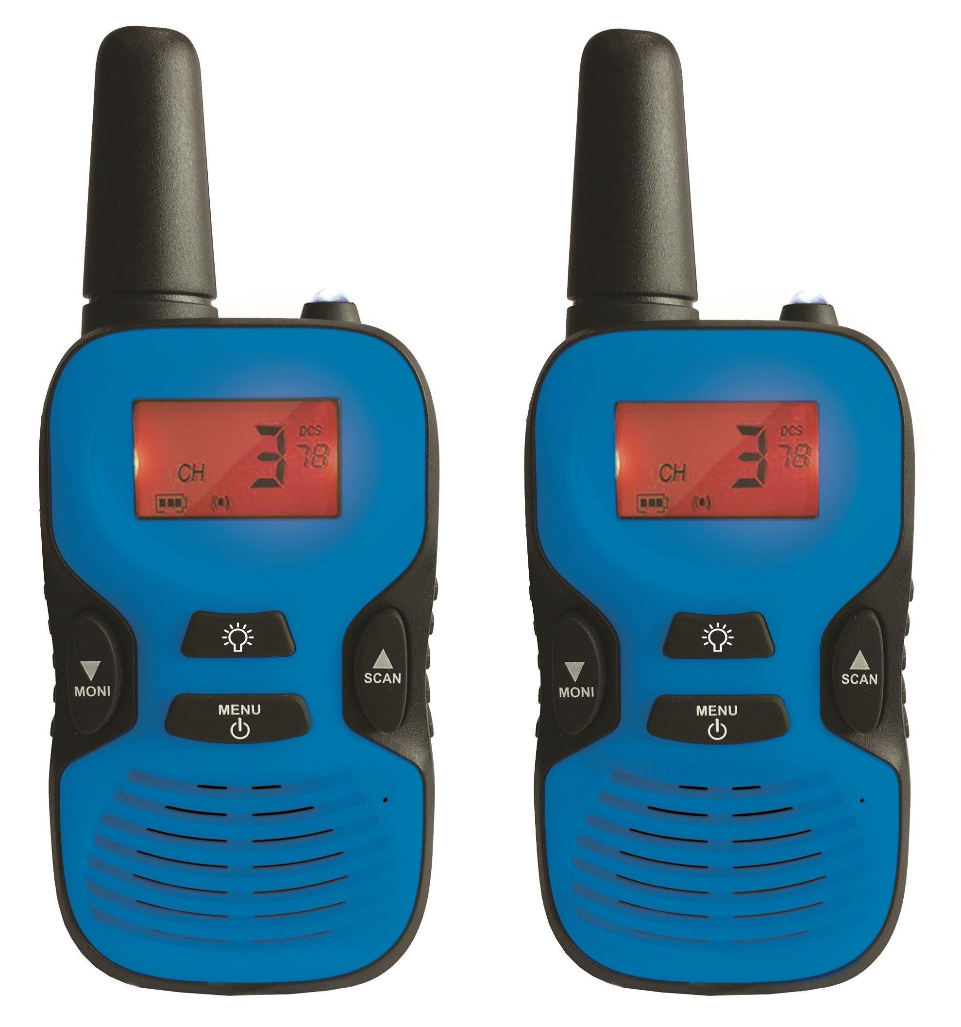 Lexibook - Rechargeable walkie talkies – 5km (TW43)