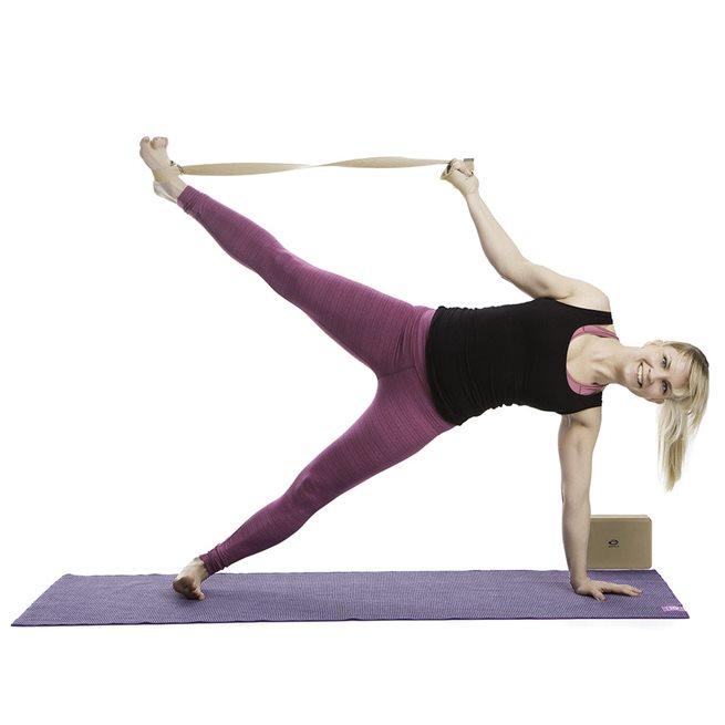 Abilica Yogaset, Yogatillbehör