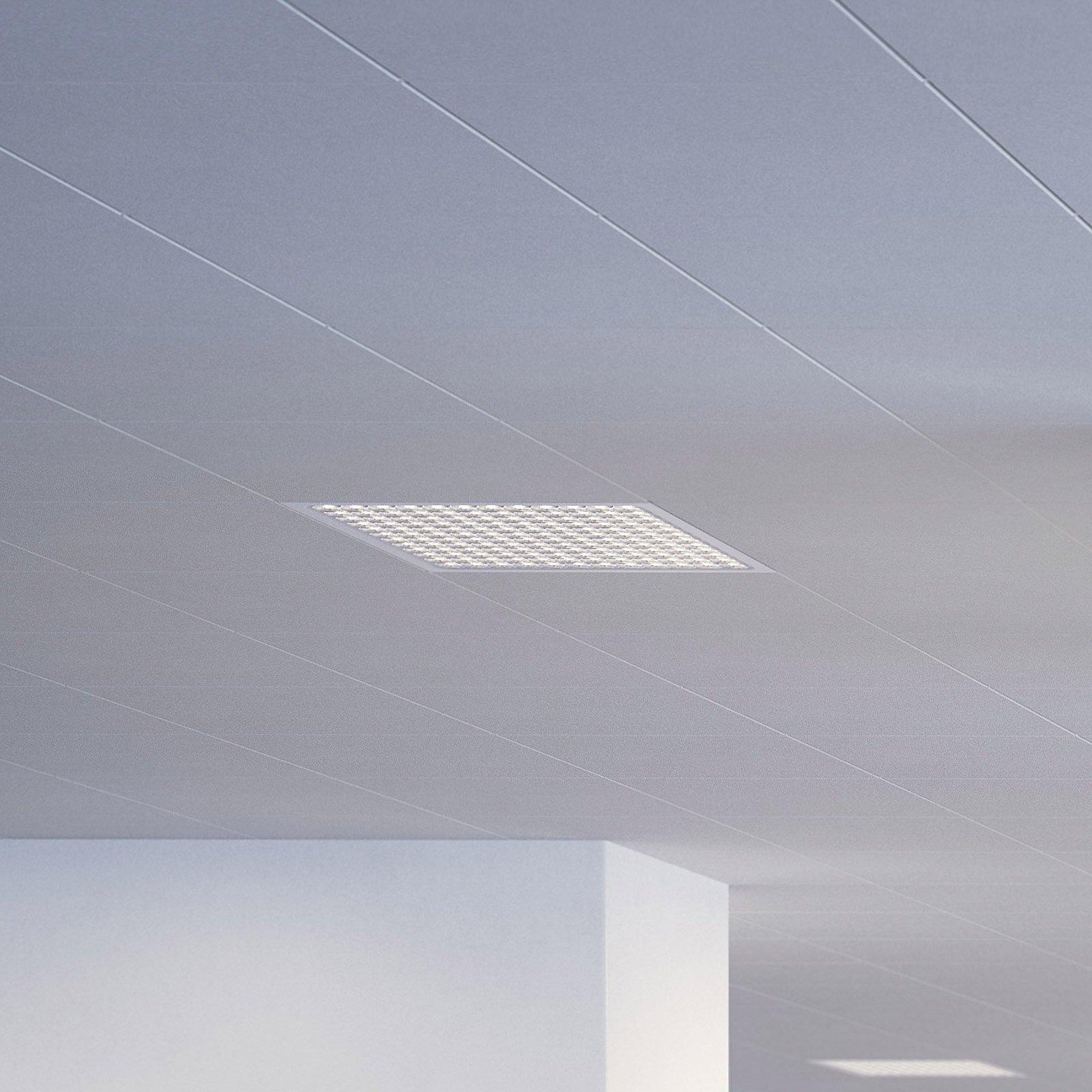 Regent Dime Office-taklampe 36,6cm 12 W 4000K