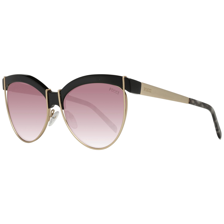 Emilio Pucci Women's Sunglasses Black EP0057 5701T