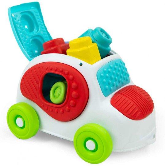 Clementoni Aktivitetsleke Clemmy Sensory Car