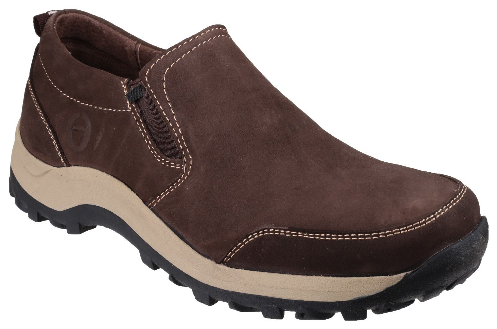 Cotswold Men's Sheepscombe Slip On Shoe Various Colours 23601 - Brown 6.5