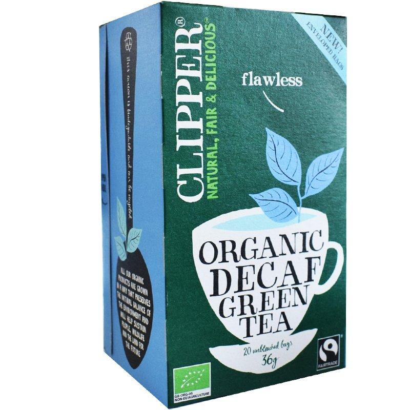 Luomu Kofeiiniton Vihreä Tee - 49% alennus