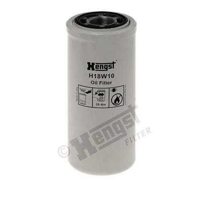 Hydrauliikkasuodatin, automaattivaihteisto HENGST FILTER H18W10