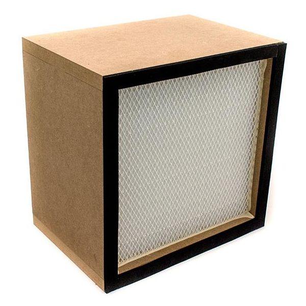 Dustcontrol 42136 Finfilter 1-pakning