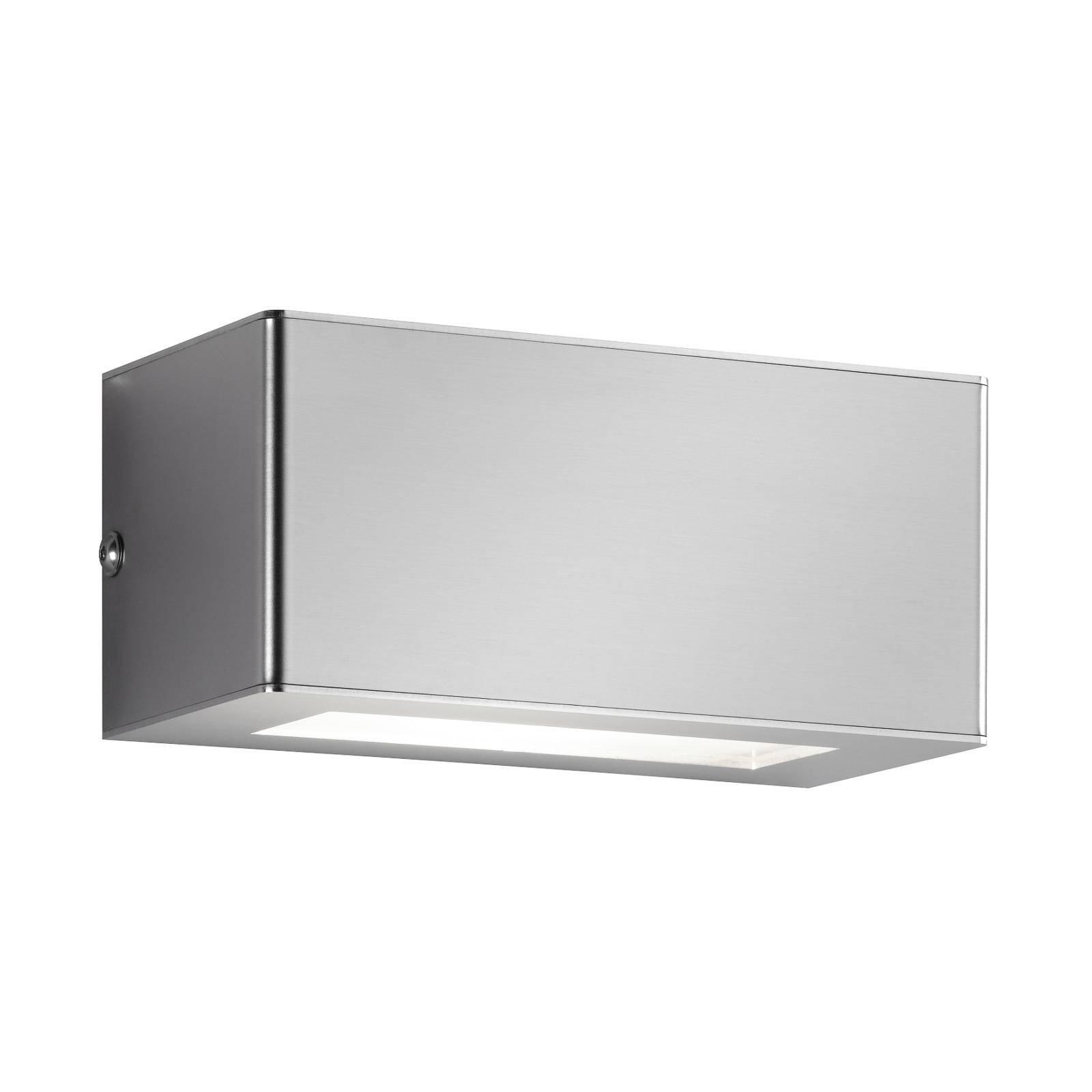Utendørs LED-vegglampe Aqua Stone, 2 lyskilder